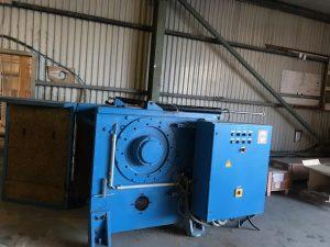 Industrial machinery repairs