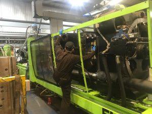 Engel 750 machine repair