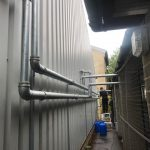 Warehouse Piping in Bolton